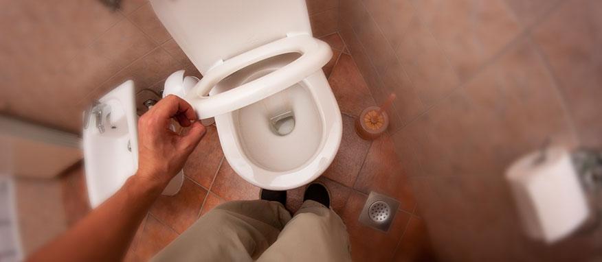 Dificuldade de urinar